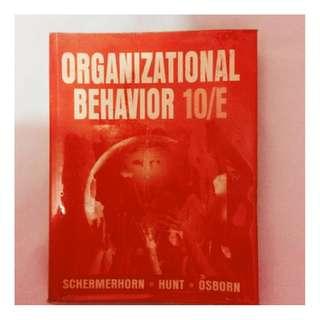 Organizational Behavior 10/E