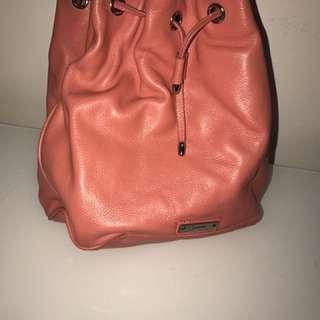 MARCS Peach Duffle Bag