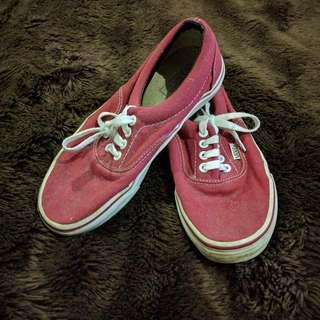 Original Red Vans