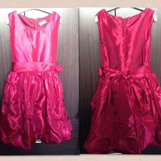 Girl's formal dress