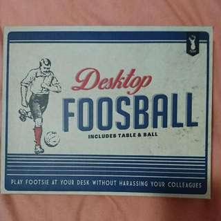 Desktop Foosball