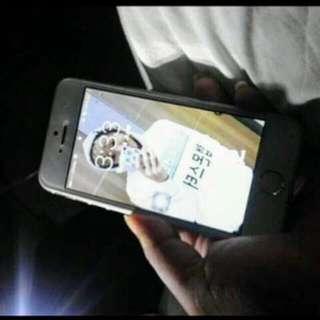 RUSH GOLD IPhone5s 16gb
