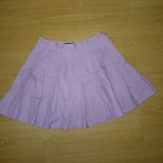 American Apparel Tennis Skirt (probably Overrun)