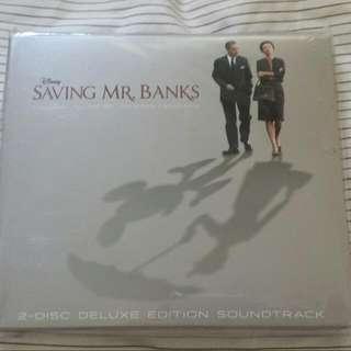 Saving Mr. Banks原聲CD