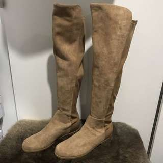 SW 5050 Style Boots Size 39