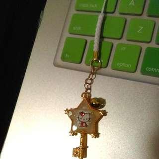 Handmade Phone Charm/ Keyring