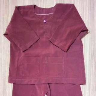 Baju Melayu Raya