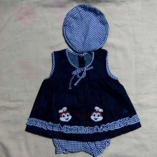 Baby Set Navy