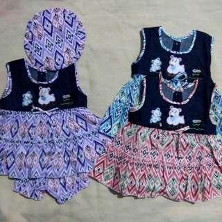Baby Set Batik Lucu 😍😍