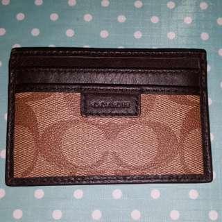 Authentic COACH Cardholder (5slots)