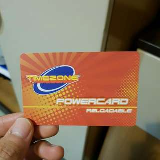 30% OFF - Timezone Reloadable PowerCard