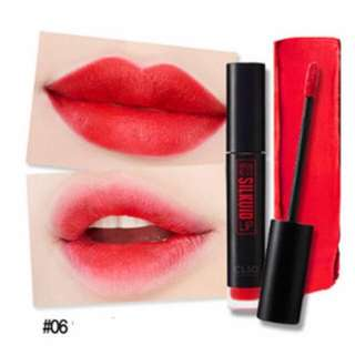 BNIB SILKUID LIP INSANE RED AND CHESHIRE VIRGIN KISS