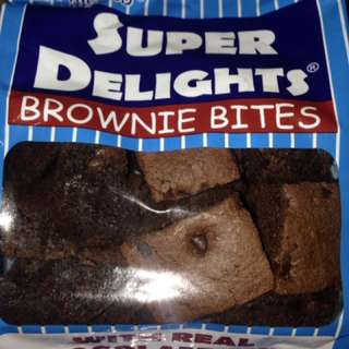 Super Delights Brownie Bites