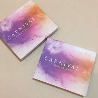 NEW!!! Carnival Colour Pallete