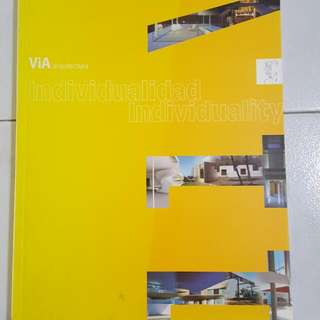 🚚 Architecture Book Individuality