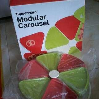modular carousel tupperware,,