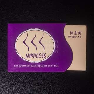 Satin Nipple Tapes