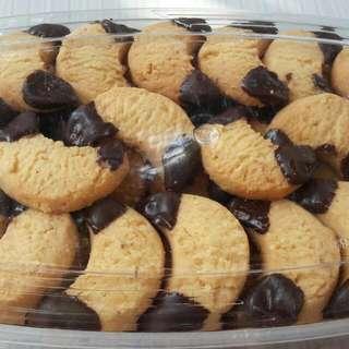 Kuku Macan. Cookies Lebaran. Kue Kering
