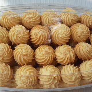 Sagu Keju. Cookies Lebaran. Kue Kering
