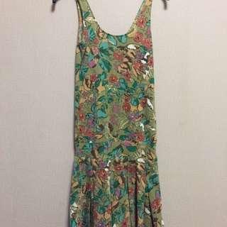 dress flower kutung