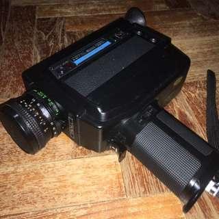 Vintage 1978 Copal Sound 400XL Super 8mm Film Camera