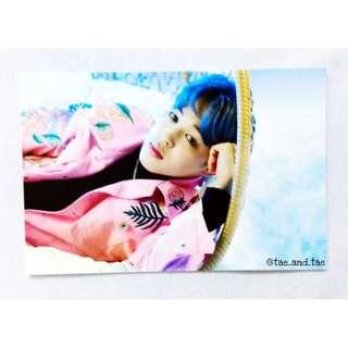 BTS Wings Tour Ver.1 Mini Photocard - Jimin No.5
