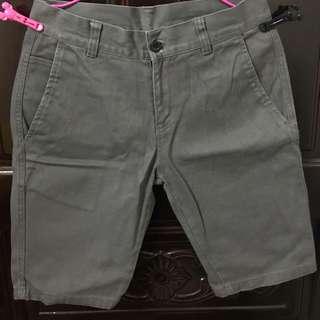 ENOB 灰色短褲 S