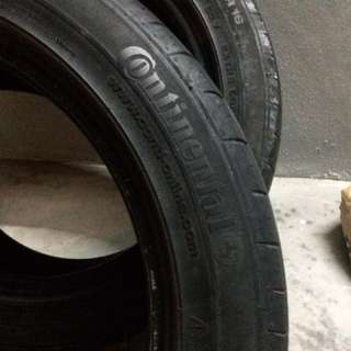 2nd Hand Tyre