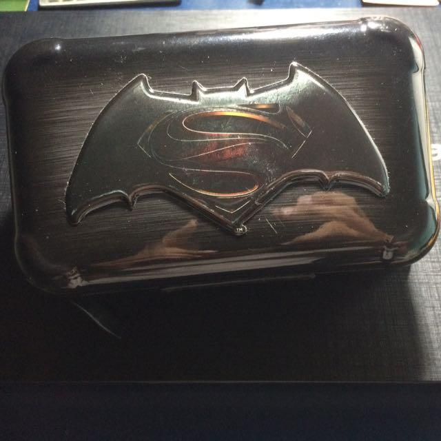 蝙蝠俠硬殼包