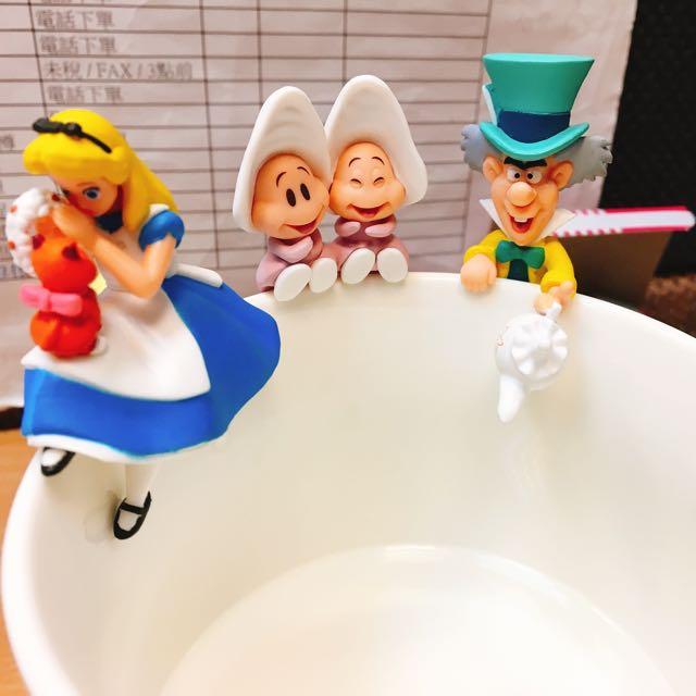 愛麗絲杯緣子 瘋狂帽客