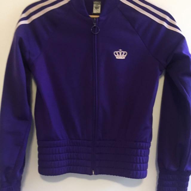 Adidas Limited Edition Missy Elliot Jacket Size 8