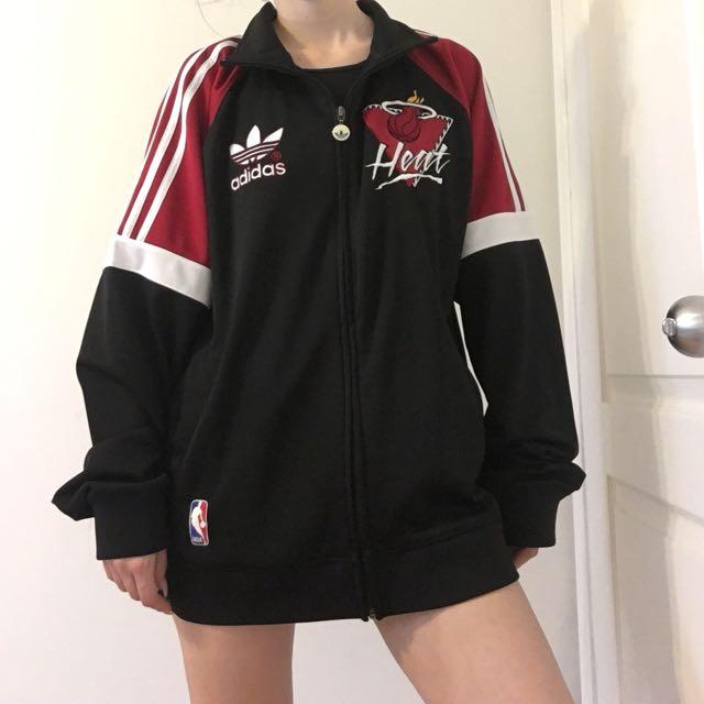 Adidas Miami Heat Sweater