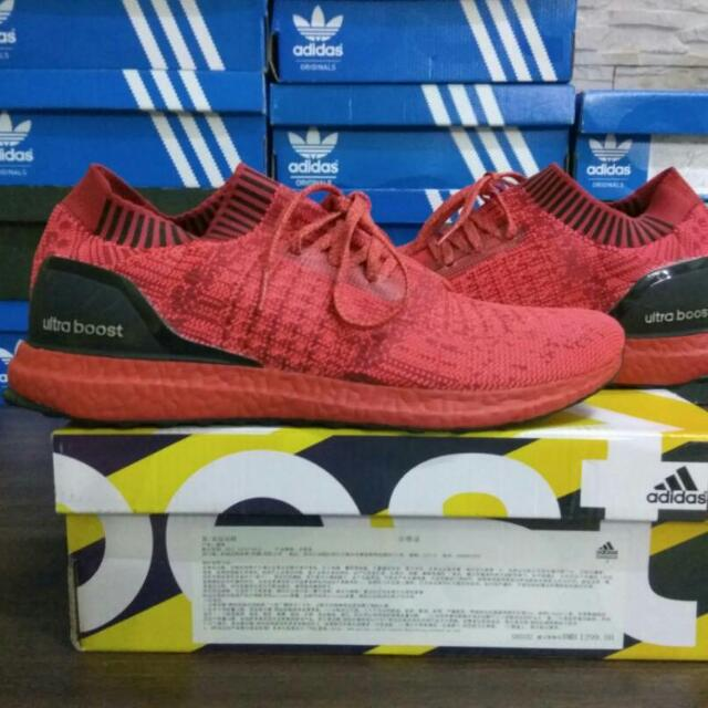 Adidas Ultraboost Uncaged M Scarlett Red [REPRICE]