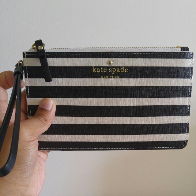 Authentic Kate Spade Wristlet
