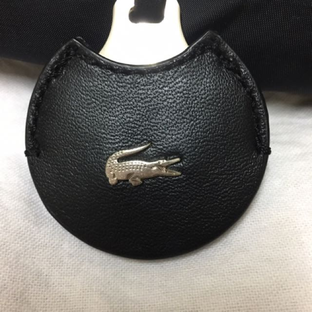 Authentic Lacoste Small Hobo Bag