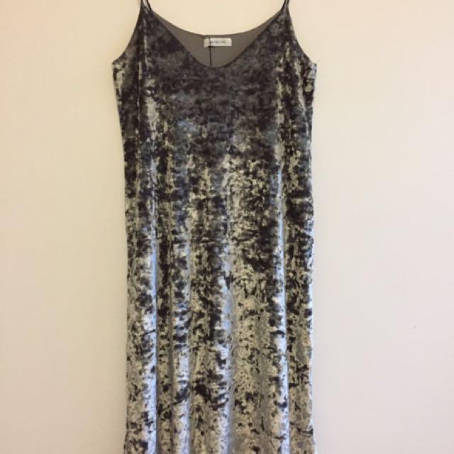 Awesome Velvet Dress!
