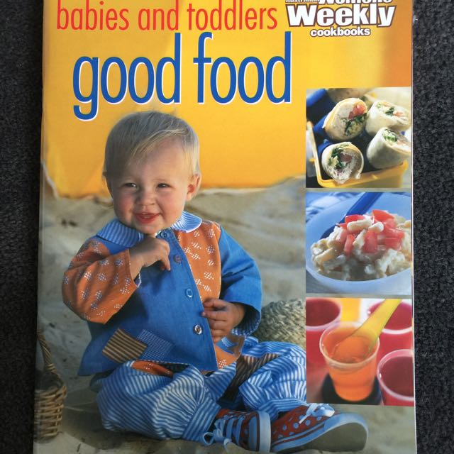 AWW Babies & Toddlers Good Food