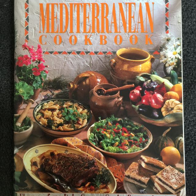 AWW Mediterranean Cookbook