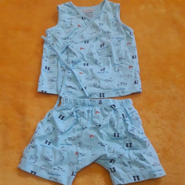 baby boy clothes 6-9 months hush hush
