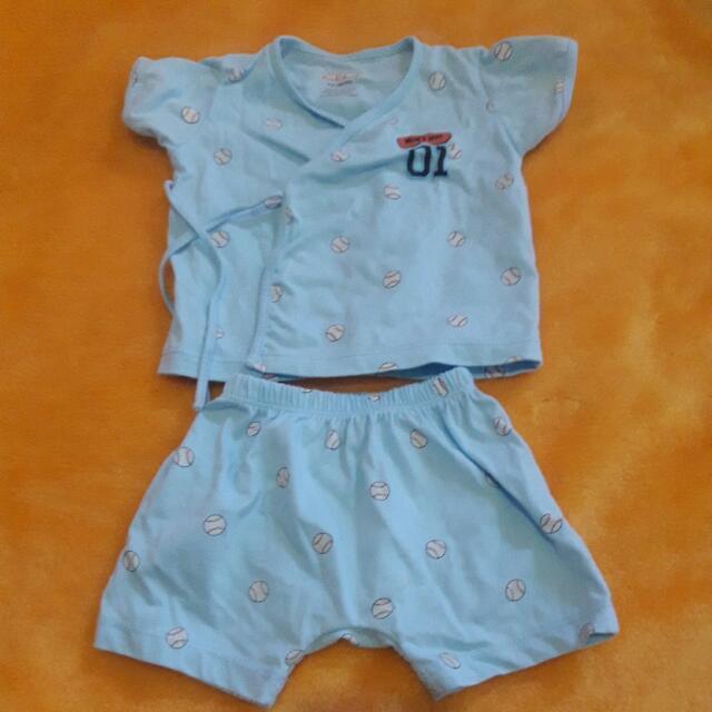 baby boy clothes hush hush 6-9 months