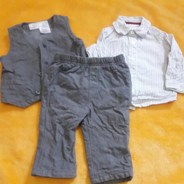 Baby boy formal clothes