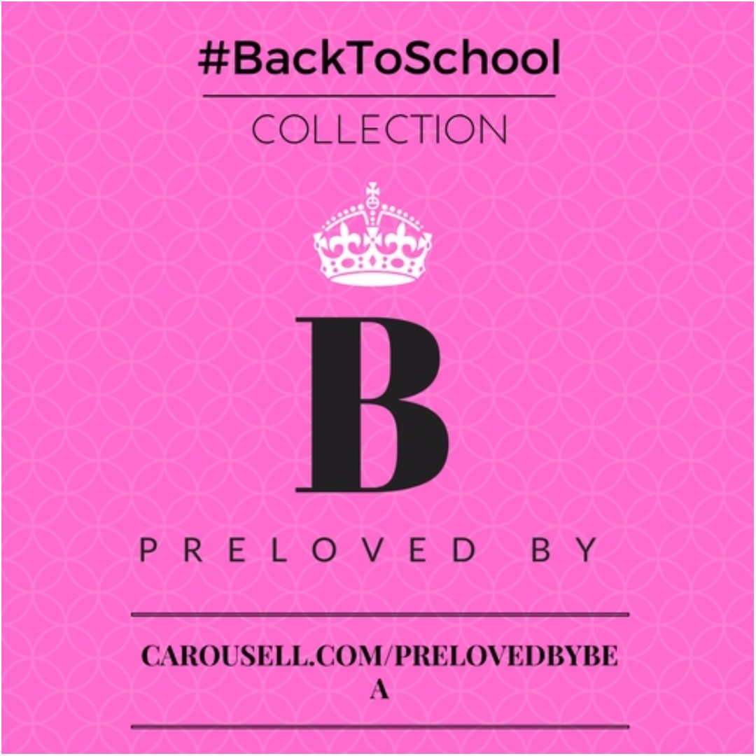 #BackToSchool Collection