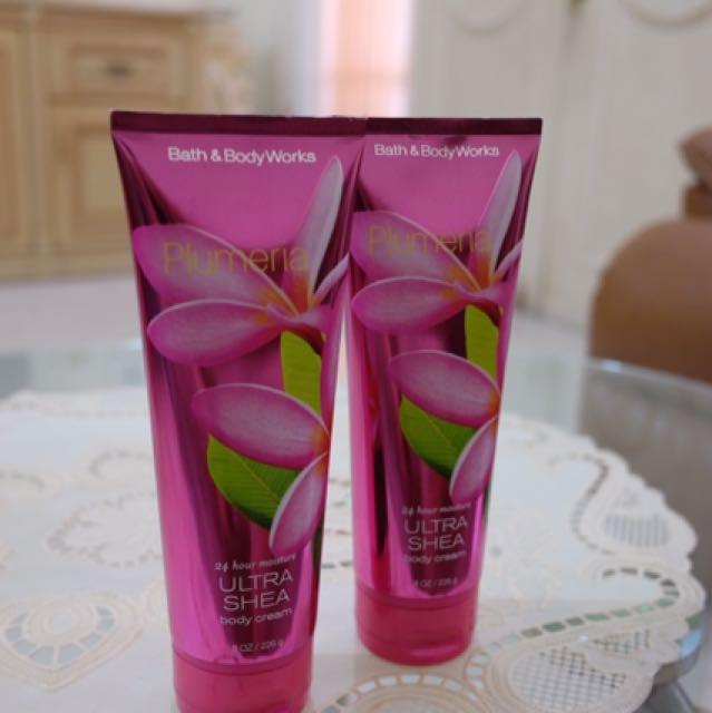 Bath N Body Works Spray N Lotion