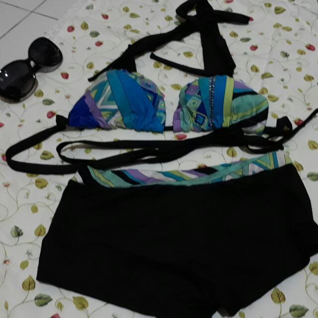 Bikini With Shorts