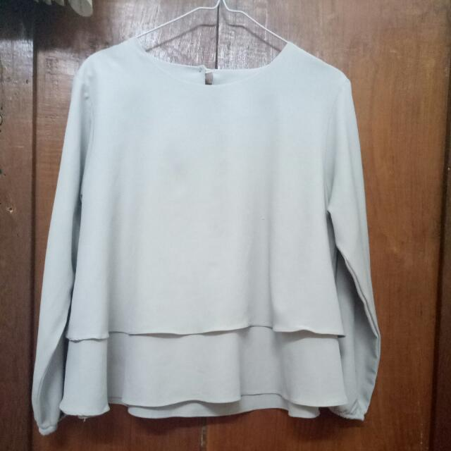 Blouse Baju Pakaian Atasan Wanita Casual