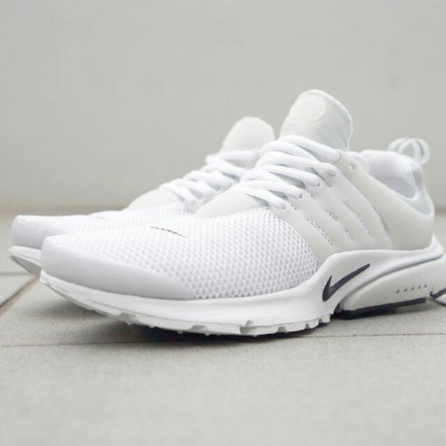 best website b2e7b bf30a BN Nike Air Presto White