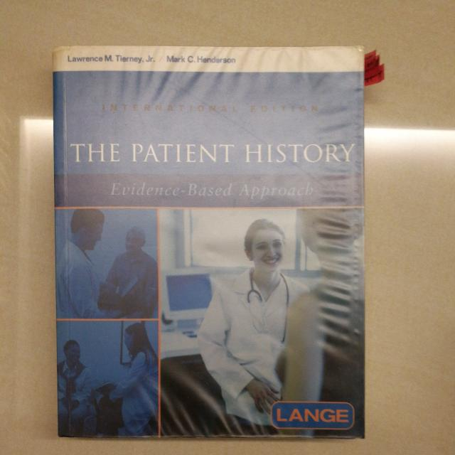 the patient history evidencebased approach