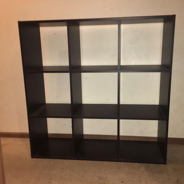 Boxed Shelfs