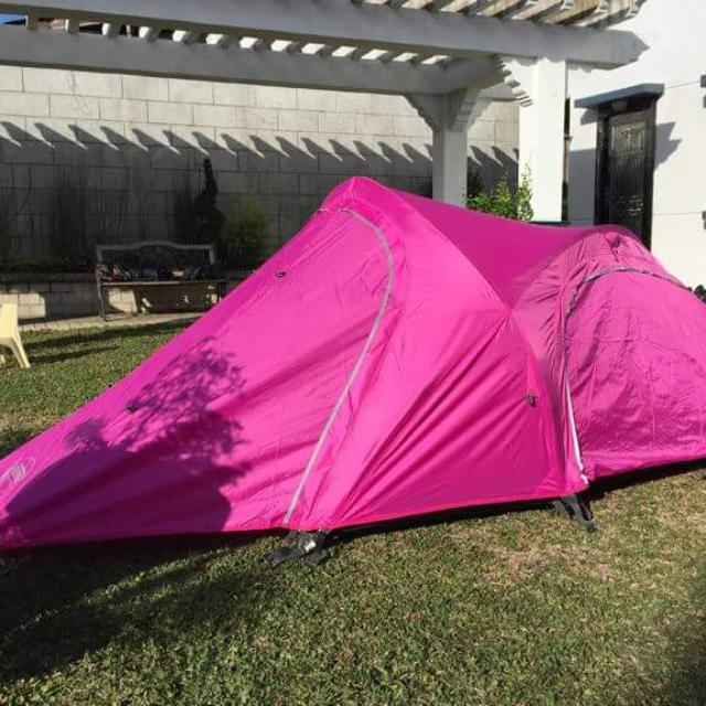 Brown Trekker Tadpole Tent For 2pax Sports Other Sports Equipment on Carousell : tadpole tents - memphite.com