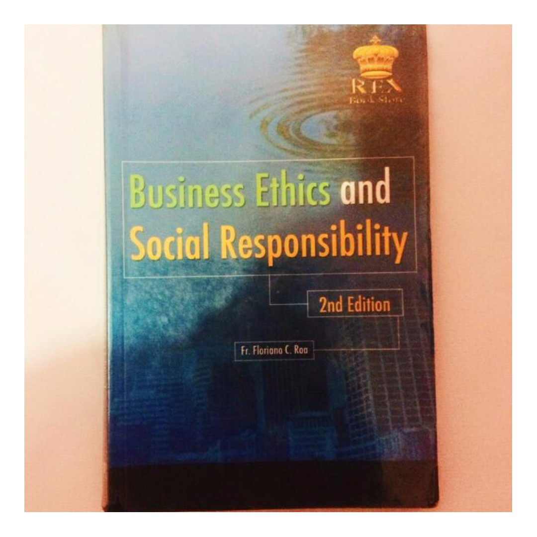 Business Ethics and Social Reponsibility (2nd Edition)